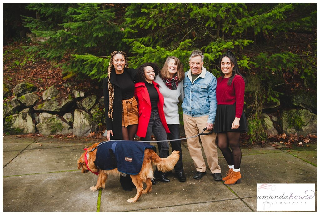 The Best Place in Tacoma for Family Portraits | Photographed by Amanda Howse
