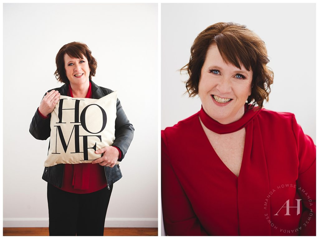 Personalized Headshots for Interior Designers, Stylists, and More in Tacoma | Photographed by Amanda Howse