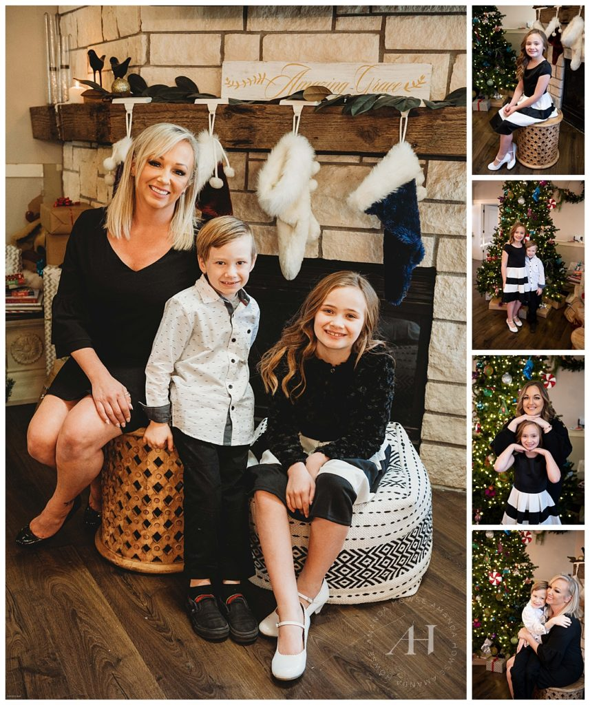 Cute Outfit Ideas for Family Portraits | Photographed by the Best Tacoma Family Photographer Amanda Howse Photography